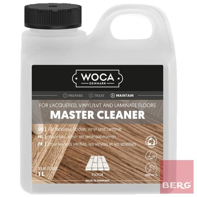 Master Cleaner Natural- Сапун за винил и лак 1л