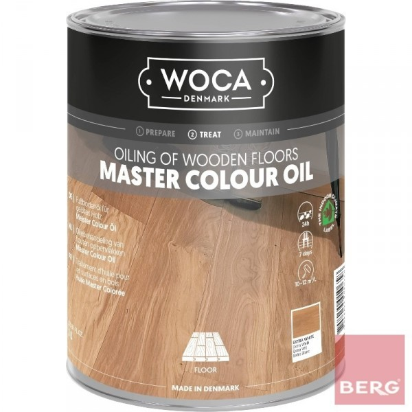 Color Oil Extra White - Цветно масло Extra White 1л